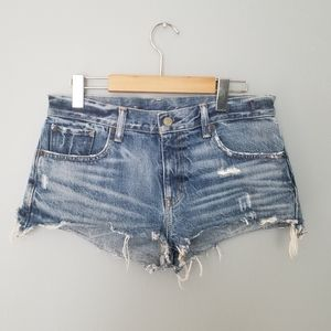 Denim&Supply Ralph Lauren Boyfriend Cutoff Short